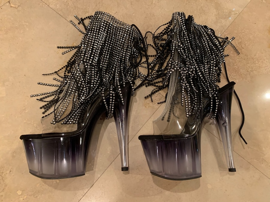 Photo New Pleaser Fringe Boots ???????? Size 8...Brand New With Price Tag