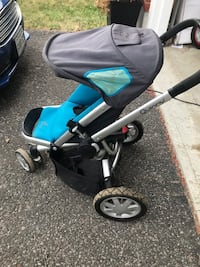 Quinny stroller and maxi cosi mico seat Barrie, L4N 2S2