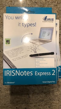 Irisnotes express 2 electronic pen London, N6G