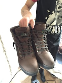 Timbs size 8.5 Amsterdam, 12010
