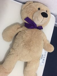 Brown and white bear plush toy Middlesbrough, TS4 2DQ