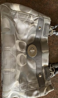 Coach Bag with Wallet/Checkbook holder Waldorf, 20602