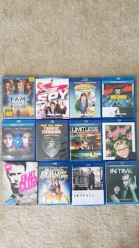 Blu Ray Movies Rosedale, 21237