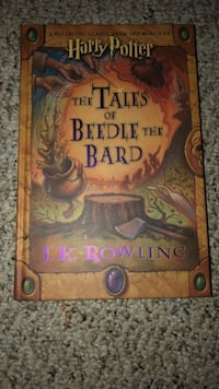 The Tales of Beedle the Bard (part of Harry Potter collection) by JK Rowling. Waynesboro, 17268