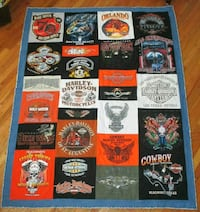 Custom-made T-shirt Quilts South Bend, 46619