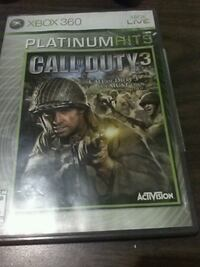 Call of duty 3 Xbox 360 Jamestown, 14701