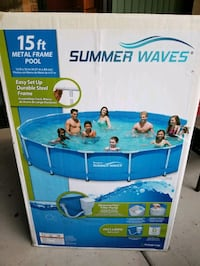 2018 Summer Wave Pool & Accessories Tempe, 85283