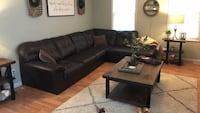 Sectional couch Oswego, 13126