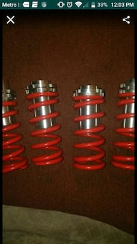Lowering springs Severn, 21144