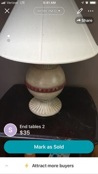 Very nice great condition set of lamps Concord, 28025