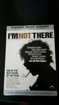 I'm not there DVD brand new sealed
