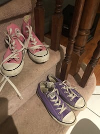 Two pairs of assorted shoes Barrie, L4M 7G2