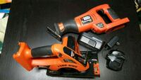 Black & Decker Sawzall and skill saw 18v West Sacramento, 95691
