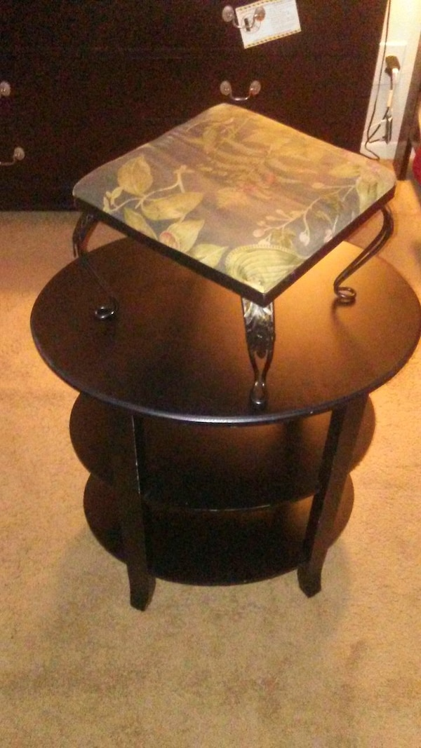 Pleasing Small Black Table N Small Foot Stool 30 Pdpeps Interior Chair Design Pdpepsorg