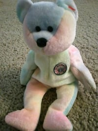Ty Beanie Baby - BB Bear  Suitland-Silver Hill, 20746