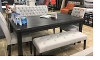 Brand New 5pc. dining Table Set Austin