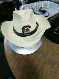 white and black fitted cap West Columbia, 29169