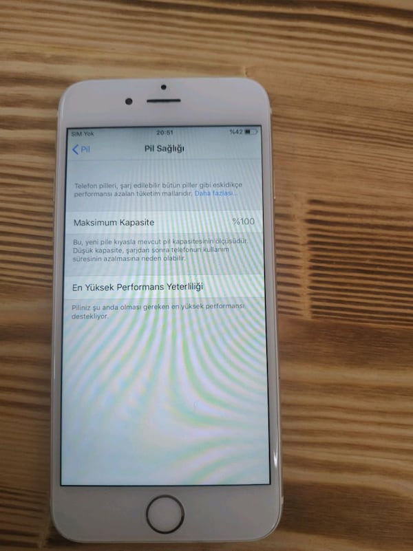 iPhone 6-16 gb 1