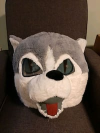 Wolf head for Halloween Vaughan, L4L 1C6