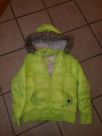 Justice winter coat  1456 mi