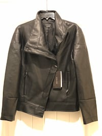 Zara Man Faux Leather Jacket Spring Hill, 37174
