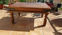 Wooden coffee table 6486 km