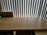 Desk with pull-out panel (IKEA) 40 km