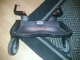 BUGGY BOARD! FITS ON ANY STROLLER!