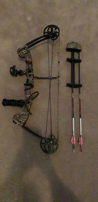 Black and brown compound bow Ellicott City, 21043