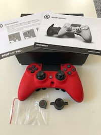 Scuf Impact for PS4 and PC with EMR Burnaby, V5H 4N2