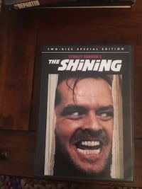 The shining two disc special edition dvd movie New York, 10128