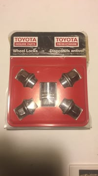 Toyota Genuine Wheel Locks Toronto, M1W