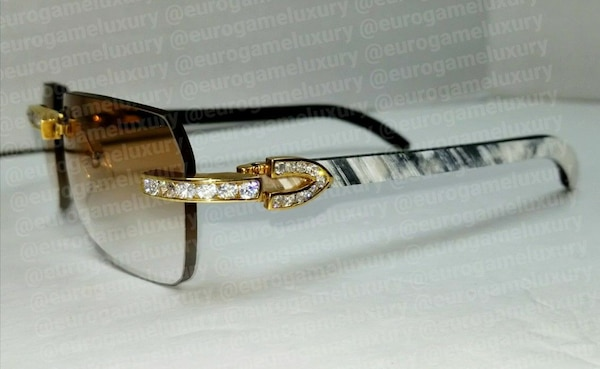 bd736538b1 Used ICED OUT EXOTIC HORN CARTIER BUFFS for sale in Oak Park - letgo