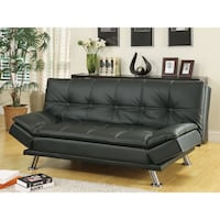 Moving out of state sale -  2 Piece Coaster sofa + Coaster Love Chair Woodbridge Township