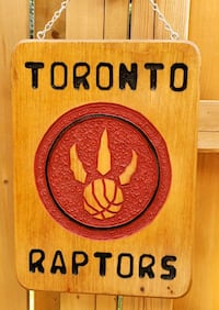 Hand made wooden sign Mississauga, L5N 3A8