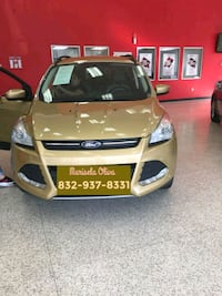 Ford - Escape - 2014 $1,500 Down PAYMENT Houston