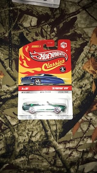 SUPER RARE hot wheels car