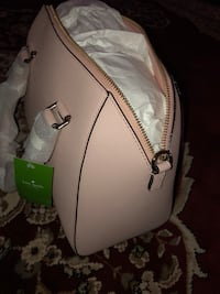 Nude Pink Leather Kate Spade Fairfax, 22031