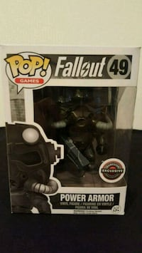 Pop Figure - Power Armor Oakville, L6H 1X7