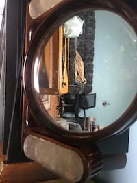 Dual makeup mirror with lights  3693 km