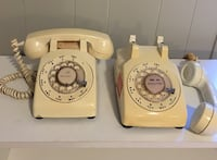 Vintage rotary dial phones Chevy Chase