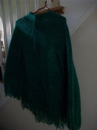Hand knitted pongo Tuckahoe