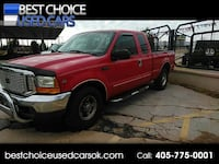 2001 Ford F-250 SD Lariat SuperCab Long Bed 2WD Oklahoma City