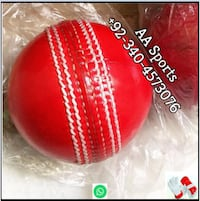 pink hard ball, poly soft hard ball, Red hard ball, ICC, Test match Sialkot