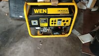 yellow and black wen portable generator Wilkes-Barre, 18705
