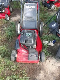 red and black Craftsman push mower Fayetteville, 28314