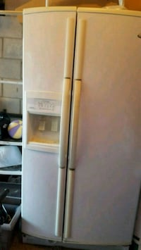 Refrigerator side by side Vaughan, L6A 2Z7