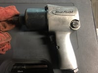 3/4 blue point air gun. No issues works great. Baltimore, 21219