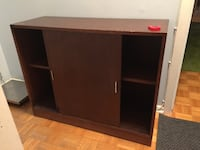 Brown wooden cabinet Ottawa, K0A 2W0