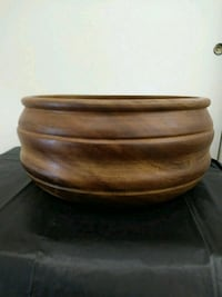 Large Wooden Bowl Largo, 33778